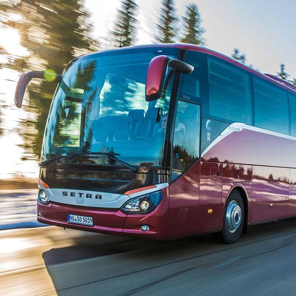 Аренда и заказ автобуса Setra