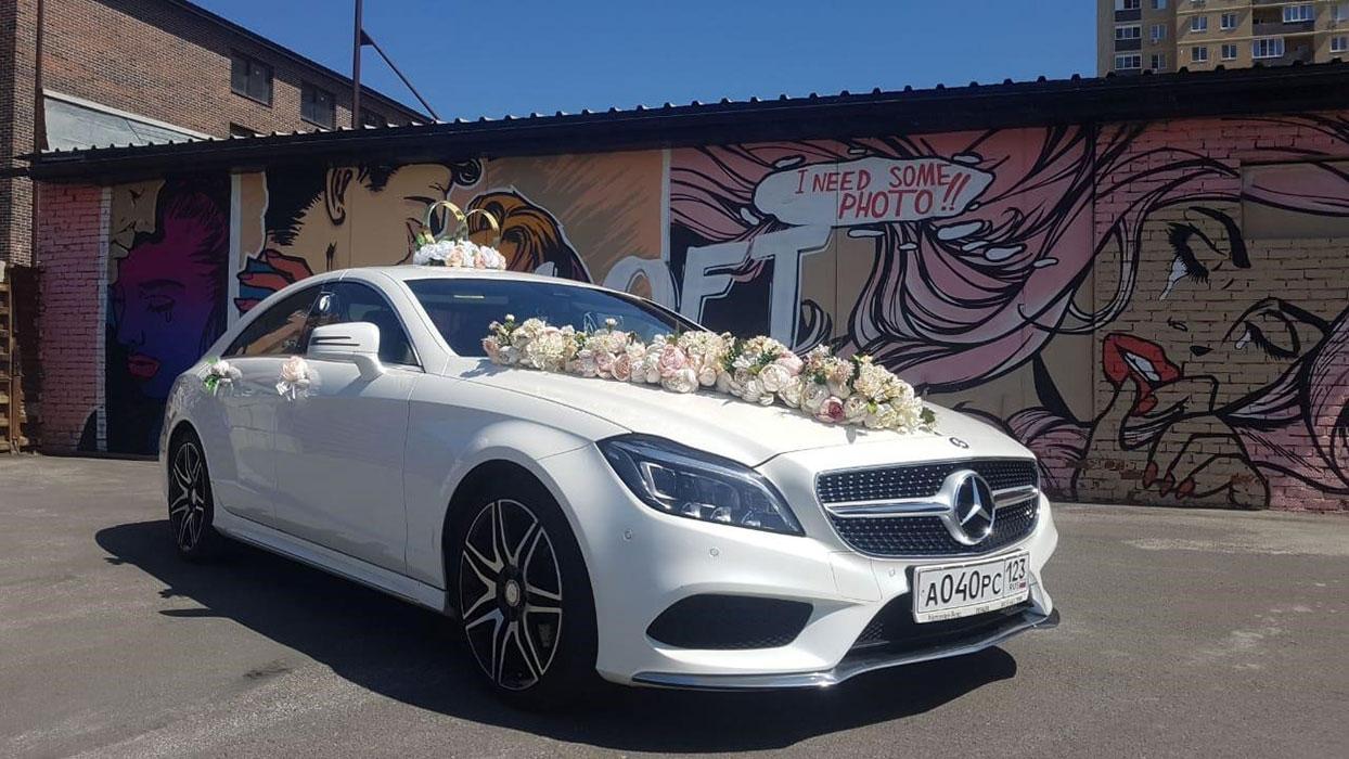 машина на свадьбу с водителем