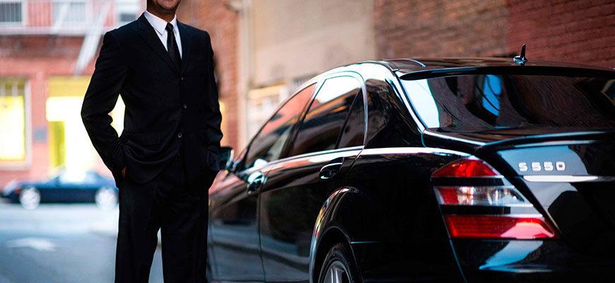 Автопрокат с водителем в Driver-Benz